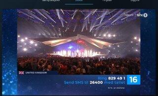Eurovisioni hääletamises valitseb ebaõiglus: Eestis on hääle andmine pea viis korda kallim kui Rootsis