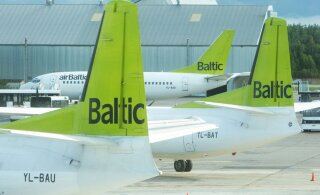 С 4 сентября airBaltic начнет летать в Салоники