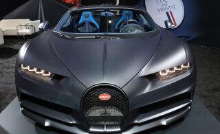 Volkswagen Grupp hakkas ohverdama, esimesena tõmmatakse kriips peale Bugattile