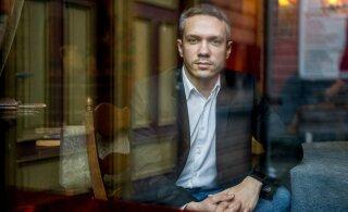 Андрей Коробейник станет депутатом Рийгикогу и вступит в Центристскую партию