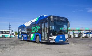 Столичное предприятие TLT довольно результатами тестирования электробуса