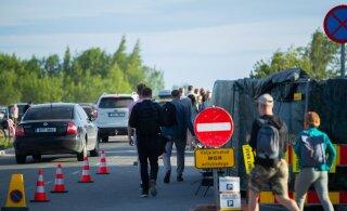 КАРТА | Водители, готовьтесь! В связи со съемками фильма Нолана в центре Таллинна вводятся ограничения