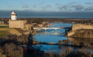 На нарвской границе задержали граждан России: они пытались въехать в Эстонию с поддельными документами