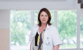 Aasta arstiks valiti ITK koroonaosakonna juht Alice Lill
