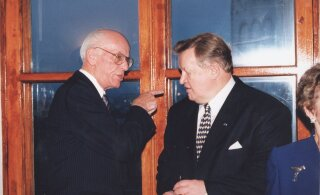 Iltalehti: Россия заявила в 1995 году Финляндии, что никогда не позволит Эстонии войти в НАТО