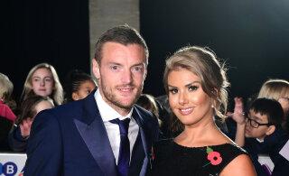 """Briti telesarja """"Tähed jääl"""" viimane osaleja on kuulsa jalgpalluri modellist naine"""