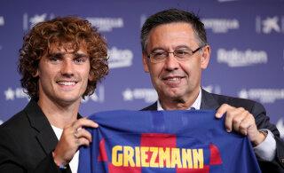 Griezmann tüliga Atleticost lahkumisest: see on juba nende probleem