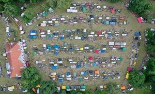 FOTOD | Järvamaal toimus juba 22. Kila-Kola laat, üritus korraldati piirangute tõttu sedapuhku teisiti