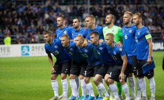 TÄNA | Kas Eesti jalgpallikoondis suudab esmakordselt Ukrainale värava lüüa?