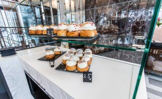ГАЛЕРЕЯ | Смотрите, в парке Таммсааре работают уже два из трех заведений общественного питания