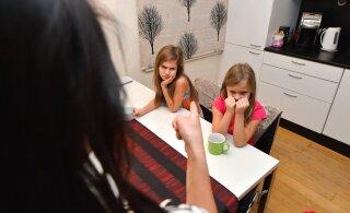 Oled lapsega tülitsemisest väsinud? Need soovitused tõmbavad tülidele kriipsu peale!
