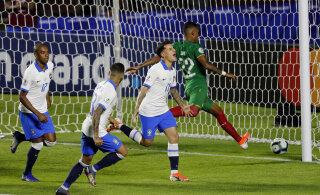 Бразилия разгромила Боливию в матче открытия Кубка Америки