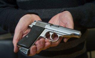 В четверг полиция вновь запускает кампанию по сбору нелегального оружия