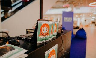 Кинофестиваль KinoFF приехал в Кохтла-Ярве. Сегодня открытие!