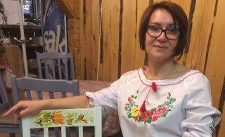 Eestisse kolinud ukrainlanna: ma ei küsinud Ukrainas kunagi perelt, mida nad süüa tahavad. Polnud mõtet