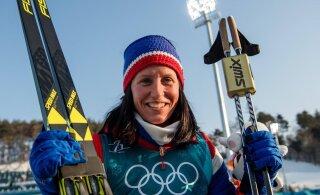 40-летняя норвежка Марит Бьорген возвращается на лыжню