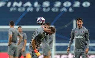 TÄNA MEISTRITE LIIGAS | Kas esmakordselt veerandfinaalis mängiv Leipzig üllatab kogenud Atleticot?