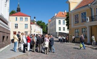 Из-за коронавируса Эстония осталась без 200 000 туристов в первом квартале этого года