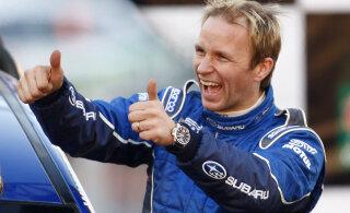 Kõik hääletama! WRC selgitab kõigi aegade parimat rallisõitjat: täna vastamisi Soome rallilegend ja Petter Solberg