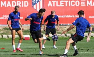 Meistrite liiga lõppvaatus ohus? Madridi Atleticos tuvastati kaks koroonajuhtumit