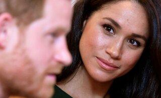 VIDEO | Hertsoginna Meghan tunnistab pisarsilmil: jah, mul on raske! Raske emana, äsjaabiellununa ja avaliku elu tegelasena