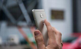 Назван наиболее популярный среди жителей Эстонии способ разблокировать телефон