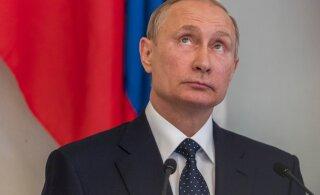 """СМИ: Путин в беседе с Макроном предположил, что Навальный мог сам принять """"Новичок"""""""