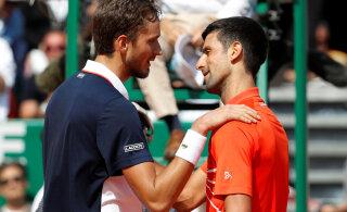 Maailma esireket Djokovic langes Monte Carlos konkurentsist