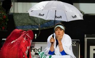 DELFI PARIISIS   Eestlannad täna veel väljakule ei tule. Kolm matši, mida French Openi avapäeval vaatama peaks