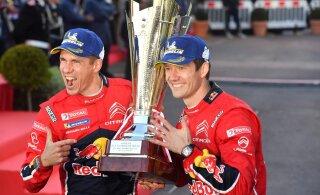 DELFI RALLISTUUDIO | Monte Carlo MM-ralli kokkuvõte: kas neli meest ongi sel hooajal teistest märksa kiiremad?