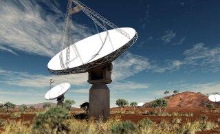Neli senitundmatut objekti süvakosmoses panevad astronoome kukalt kratsima