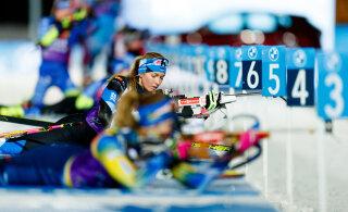 BLOGI | Saksamaa võitis teatesõidu, Eesti laskesuusanaised piirdusid 16. kohaga