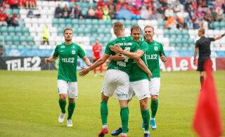 Premium liigas algab 12. voor, FC Flora võtab vastu Paide Linnameeskonna