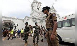 В Шри-Ланке установили виновных в кровопролитной серии взрывов