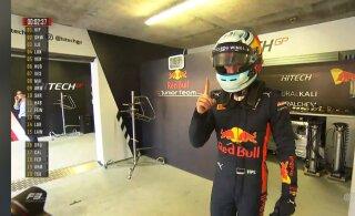 Hea töö! Rajarekordi sõitnud Jüri Vips alustab Macau GP homset kvalifikatsioonisõitu parimalt stardikohalt