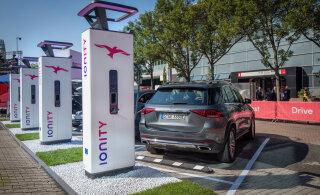 IONITY 350 kW laadijad Eestis: milliseid elektriautosid neis laadida saab ja mis see maksab?