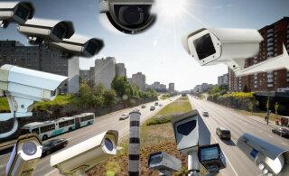 Камеры измерения скорости на Лаагна теэ — когда и кто их установит? RusDelfi разбирается