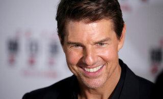 Tom Cruise ei luba filmides mitte kellelgi tema kõrval joosta. Aga on üks erand