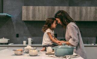 Eesti emad eelistavad lapsevanemana autoriteetset lähenemist