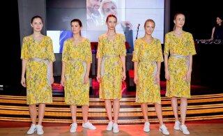GALERII | Anne & Stiili glamuursel naistepäevapeol näitasid kevadmoodi Monton ja Mosaic
