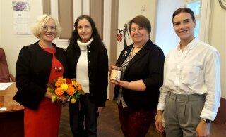 Таллиннский центр поддержки женщин получил пожертвования от горожан