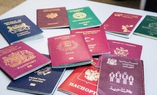 Эстония введет плату для граждан Украины и Белоруссии за долгосрочные визы