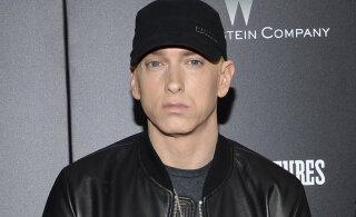 Palju õnne! Eminemil täitus tähtis aastapäev