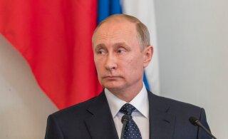 Владимир Путин внес в Госдуму РФ проект закона о поправке к Конституции