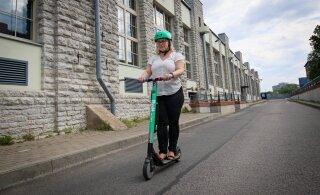 Elektrilised tõukerattad jõuavad Tallinna