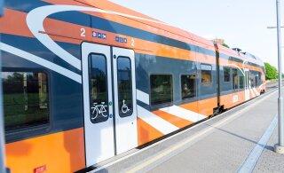 За первое полугодие Elron перевезла более 4 млн пассажиров