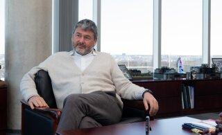 Oleg Ossinovski: ma ei ole üldse rahul sellega, mis toimub meie majanduses