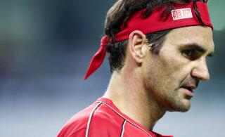 Roger Federer kinnitas, et osaleb Tokyo olümpiamängudel