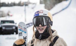DELFI ASPENIS | Kelly Sildaru karm graafik: eestlanna läheb Big Airi finaali otse rennisõidu treeningult