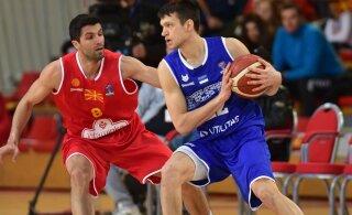 ФОТО: Сборная Эстонии успешно начала отбор на чемпионат Европы
